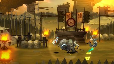 Bladed Fury llegará en formato físico a PS4