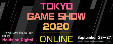 Tokyo Game Show 2020 regresa como un evento digital