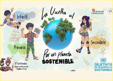 Escritorio de verano 2020. La vuelta al mundo por un planeta sostenible