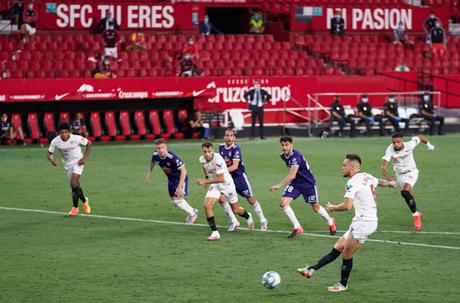 Crónica Sevilla FC 1 - Real Valladolid 1