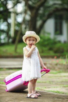 Preparar los viajes con los peques y bebés