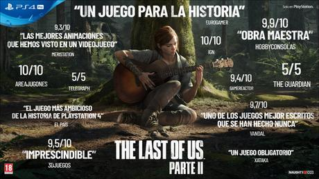 The Last of Us Parte II alcanza los 4 millones de copias vendidas