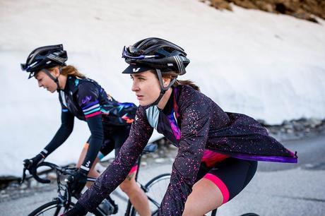 Síntomas de un golpe de calor en bici