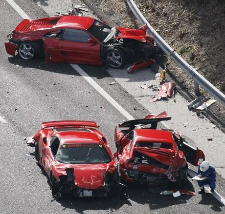 Costosos accidentes y errores