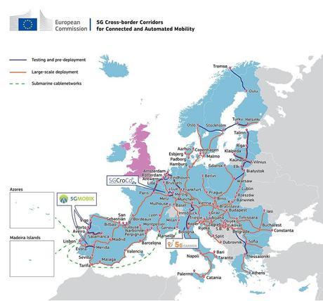 El problema de Europa: la dependencia tecnológica de Estados Unidos y China