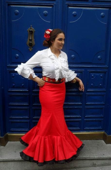 Faldas Rocieras 2014