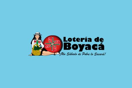 Lotería de Boyacá sábado 27 de junio 2020
