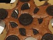 Brownie chocolate oreo