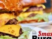 Smashed burgers