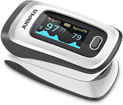 oxímetro de pulso como usar