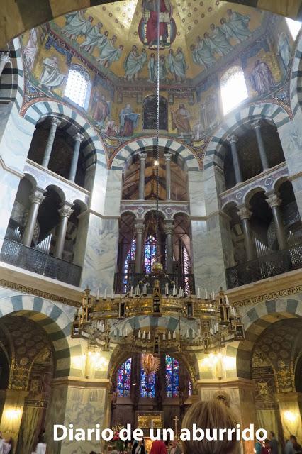 Aquisgrán, la capital de Carlomagno