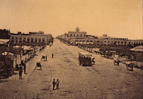 Montevideo del '900 en imágenes