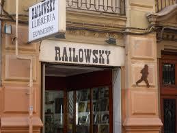 Pequeñas librerías - Valencia (faltan Ubik Café y el Imperio de los Libros)
