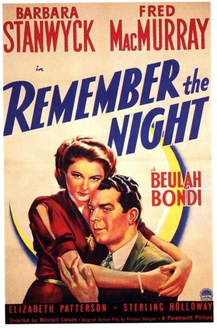 Remember the Night (Recuerdo de una noche) -Mitchell Leisen