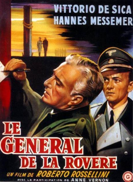 EL GENERAL DE LA ROVERE - R. Rosellini