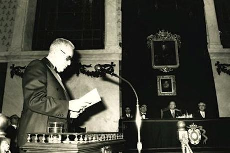 [DESDE LA RAE] Hoy, con el académico Eduardo García de Enterría