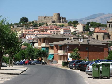 turismo de cercanía en Ávila, vistas de La Adrada