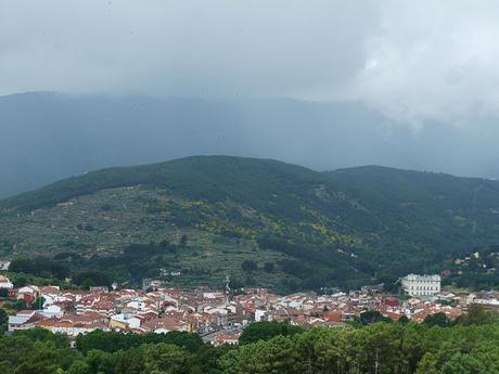 turismo de cercanía en Ávila, vistas de Arenas de San Pedro