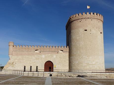 turismo de cercanía en Ávila, castilo de Arévalo