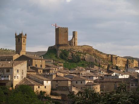 turismo de cercanía en Zaragoza, vistas de Uncastillo
