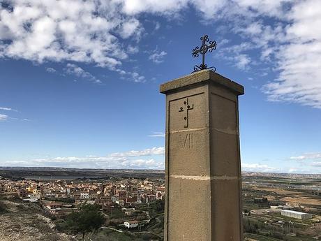 turismo de cercanía en Zaragoza, vistas de Caspe