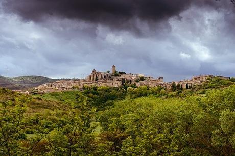 turismo de cercanía en Zaragoza, vistas de Sos del Rey Católico