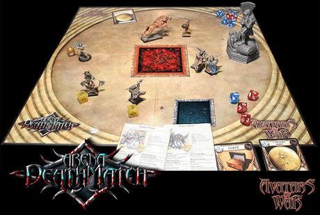 AoW saca la 4ª ed de Arena Deathmatch!