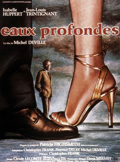 EAUX PROFONDES (Aguas profundas) - Michel Deville