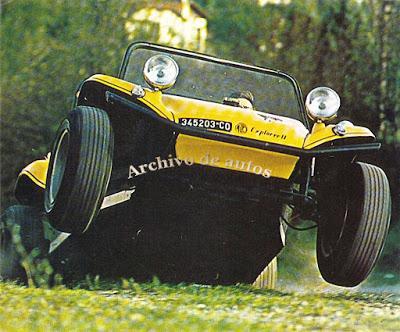 ATL Explorer II, buggy italiano