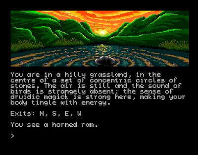 Descarga Rite of the Druid para Spectrum Next