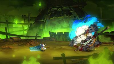 Bladed Fury prepara su lanzamiento físico en consolas tras su paso por PC