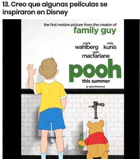 Así serían 18 películas si fueran protagonizadas por personajes Disney