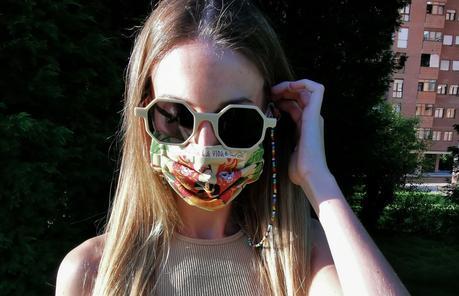 La mascarilla, un nuevo accesorio de moda