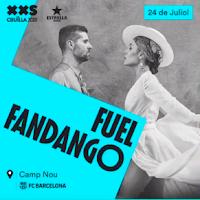 Fuel Fandango en el Camp Nou