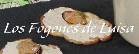 PATÉS CASERITOS PARA PICOTEO (JAMON, VEGETAL, SALAMI, ANCHOAS, MEJILLONES, PUERRO....)