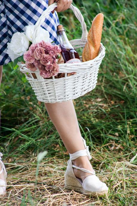 Mi picnic de cumpleaños