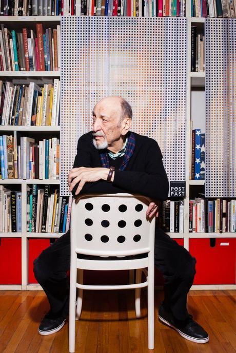"Muere el creador del Logo  ""I ♥ NY"" Logo, Milton Glaser"