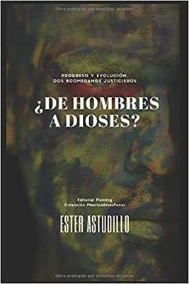 NUEVO LIBRO DE ESTER ASTUDILLO