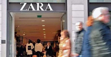 #España: tres #mujeres resultan heridas por pelea en probadores de Zara  / #Moda