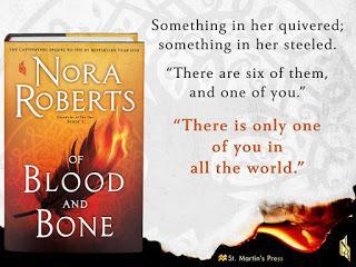 Sangre y hueso. Crónicas de la Elegida 2 (Nora Roberts)