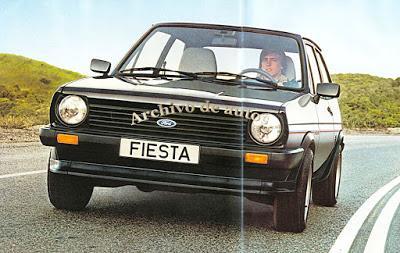 Ford Fiesta XR2 1982