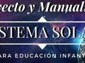 Proyecto Manualidad Sistema Solar para Educación Infantil