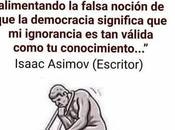 Isaac Asimov: Culto Ignorancia