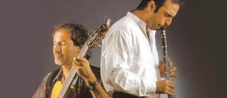 Quique Sinesi & Marcelo Moguilevsky - Solo el Río (2006)