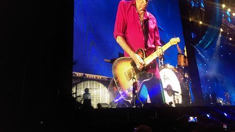 Vídeos de conciertos: The Rolling Stones el 25 de junio de 2014 en el Santiago Bernabéu de Madrid