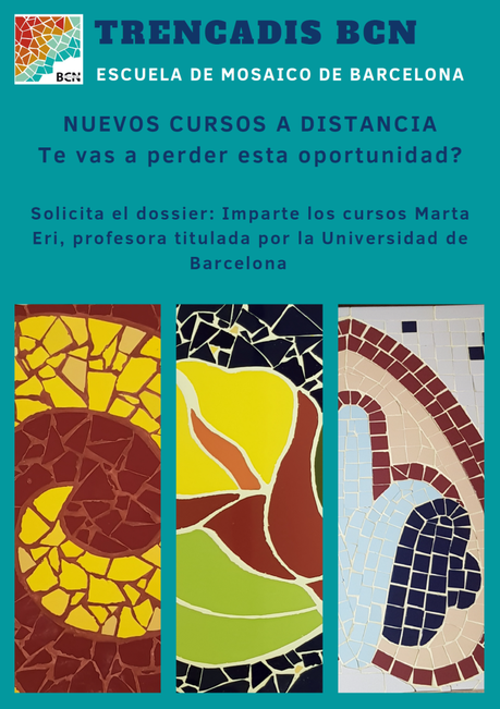 Cursos de Mosaico on line