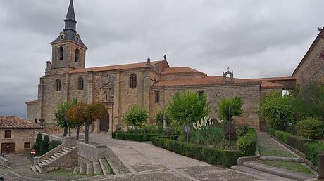 turismo de cercanía en Burgos, iglesia de Lerma