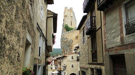 turismo de cercanía en Burgos, valle de Frías