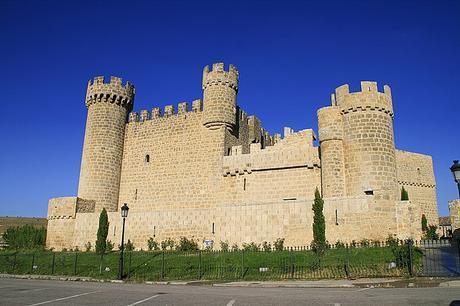 turismo de cercanía en Burgos, castillo de Sasamón
