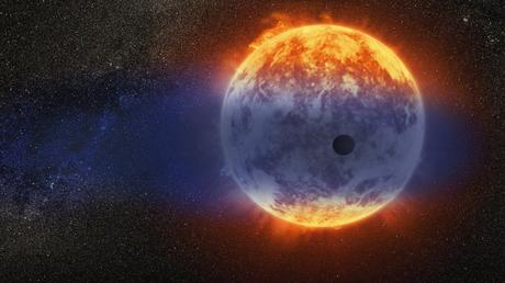 Descubierto el núcleo remanente de un planeta gigante